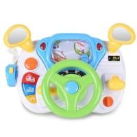 Jucarie simulator masinuta muzicala MySpeed Car