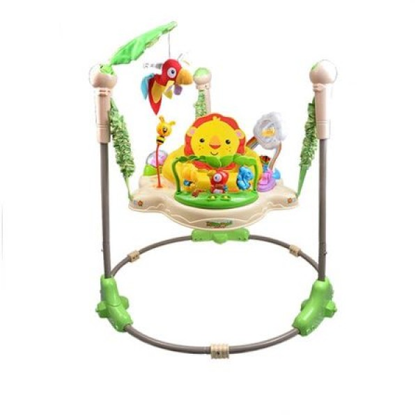 Jumper cu centru de activitati Rainforest Friend