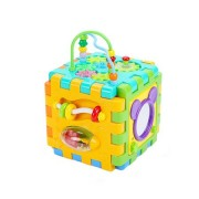 Cub educativ multifunctional Big Brain