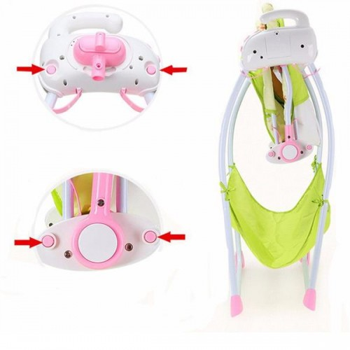 Balansoar-Leagan electric, multifunctional, Baby Cradle
