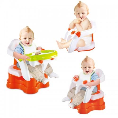 Scaun copii 3 in 1 inaltator,scaun baie ,scaun de joaca