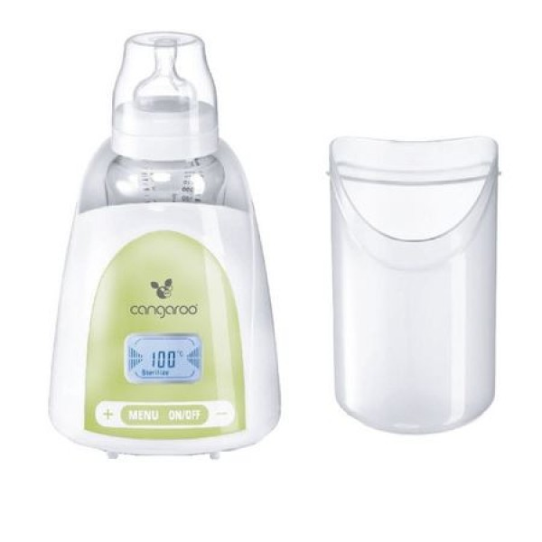 Sterilizator si incalzitor biberoane Warmer Lux