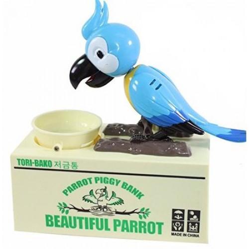 Pusculita Papagalul haios Blue