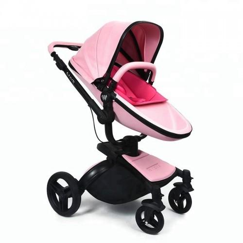 Carucior copii Wonder Buggy Lux Pink
