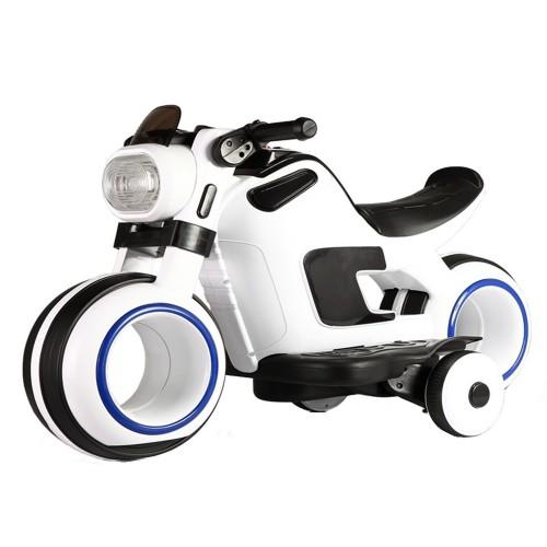 Motocicleta electrica BO Jupiter white