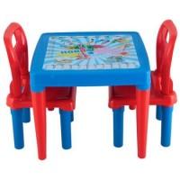 Masuta cu scaunele Little Boy Blue