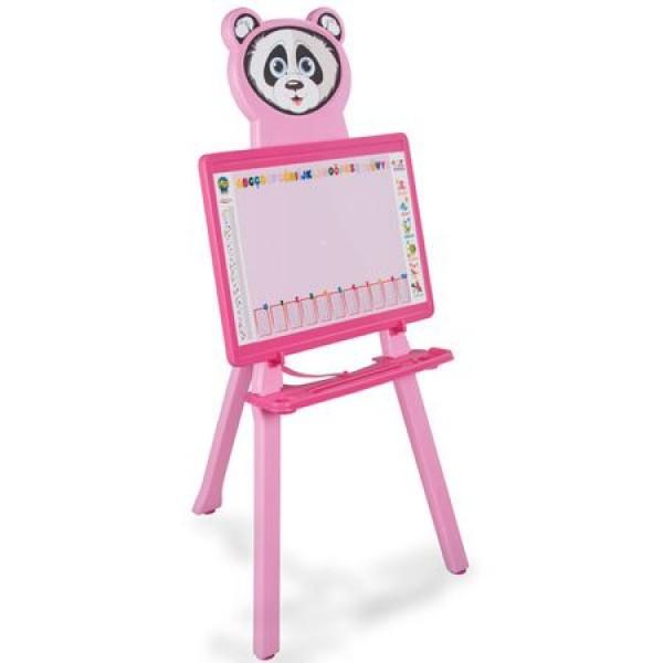 Tablita de scris Ursul Panda Pink