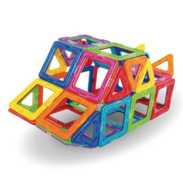 Joc magnetic 3D 55 piese