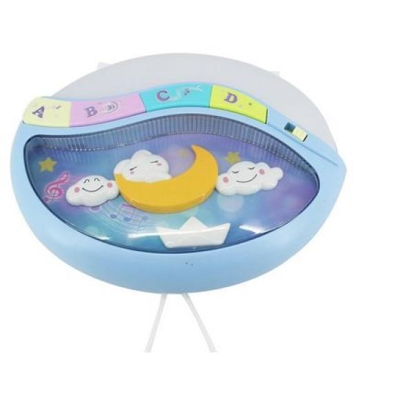 Lampa veghe pentru copii Blue Sky