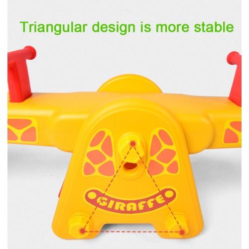 Balansoar-cumpana Girafa pentru copii