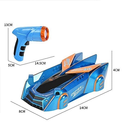 Masina de curse cu laser Defies Gravity Bleu