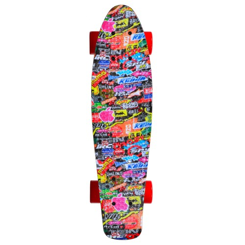 Penny board Live Life Hipster